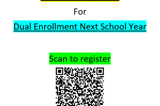 P.E.R.T. Sign Up for Fall 2021 Dual Enrollment